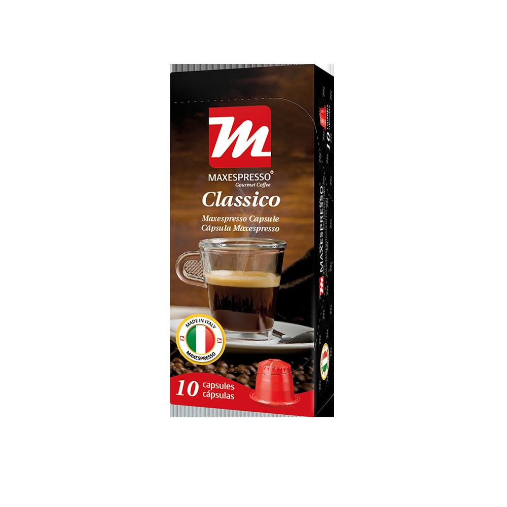Cápsula Maxespresso