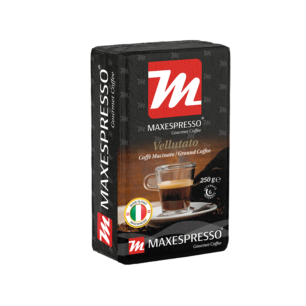 Ground Coffee Maxespresso