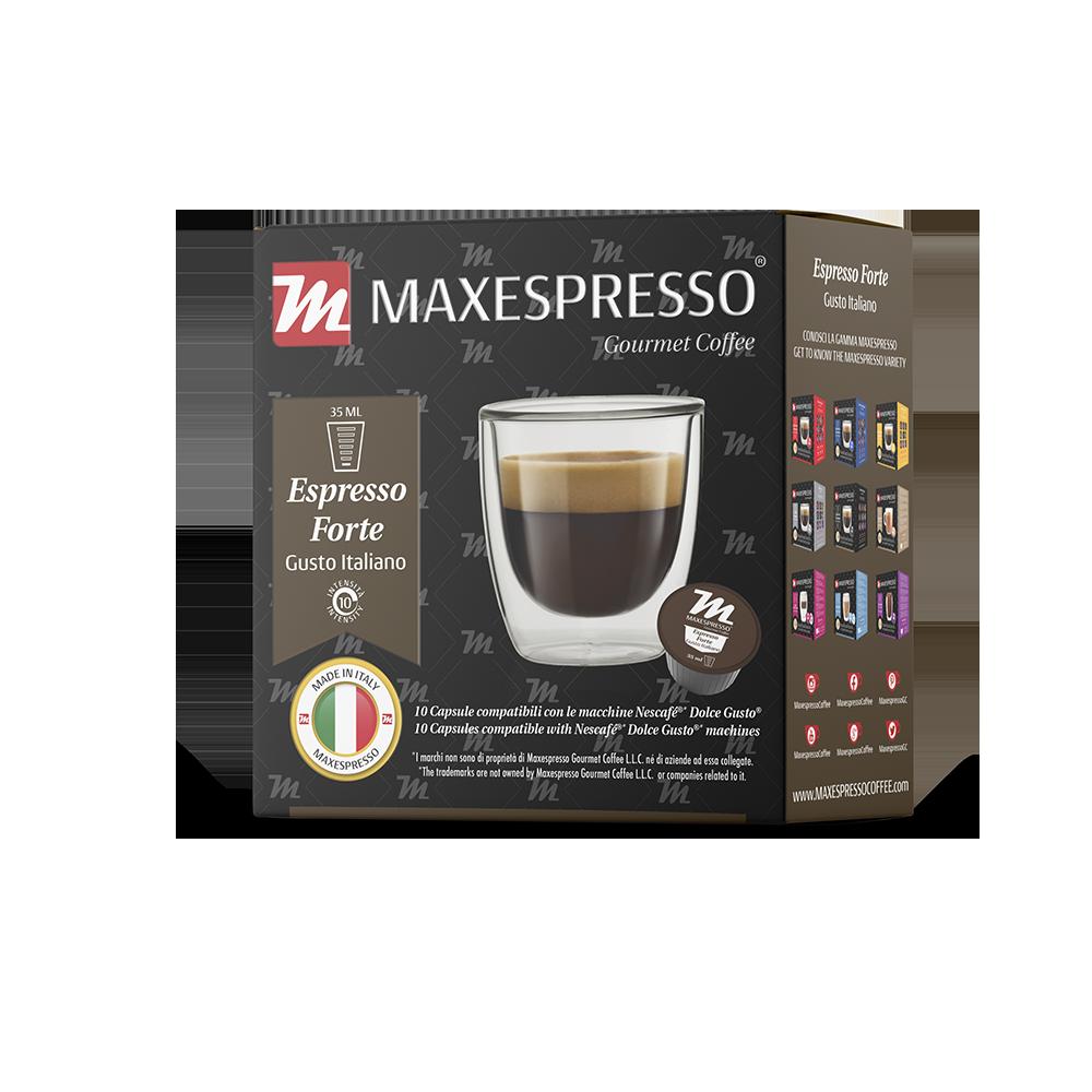 Italian Gusto Maxespresso